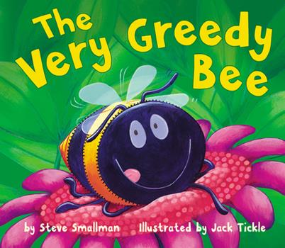 Paperback The Very Greedy Bee Book