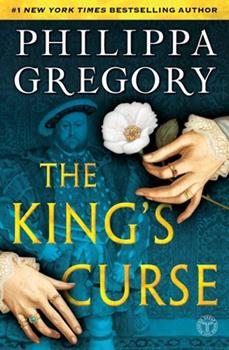The King's Curse 1451626118 Book Cover