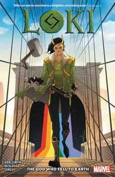 Paperback Loki: The God Who Fell to Earth Book