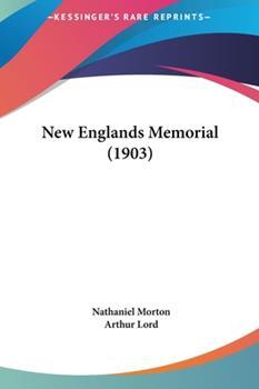 Hardcover New Englands Memorial (1903) Book