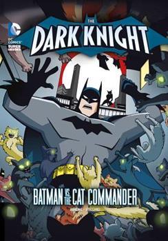 Cat Commander - Book  of the Dark Knight