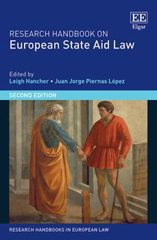 Hardcover Research Handbook on European State Aid Law (Research Handbooks in European Law series) Book