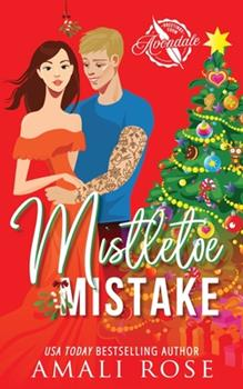 Paperback Mistletoe Mistake Book
