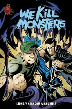 Paperback We Kill Monsters Book
