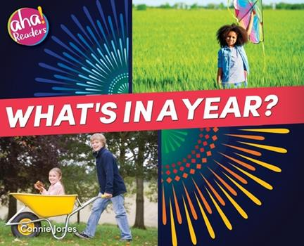 Hardcover What's in a Year? Book