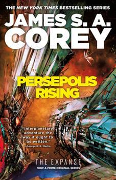 Persepolis Rising - Book #7 of the Expanse