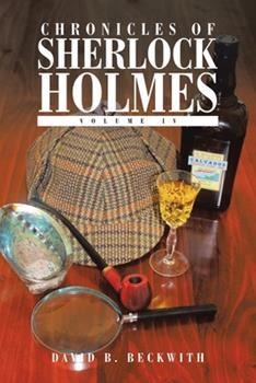 Paperback Chronicles of Sherlock Holmes: Volume Iv Book