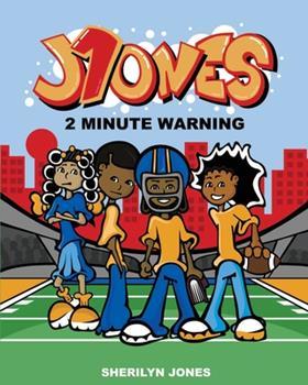 Paperback J1ones: 2 Minute Warning Book