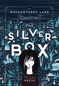 Hardcover The Silver Box: An Enchantment Lake Mystery Book