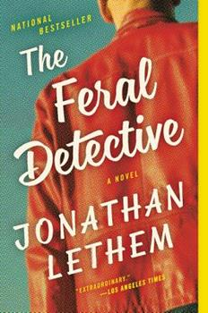 The Feral Detective 0062859072 Book Cover