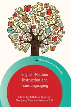 Paperback English-Medium Instruction and Translanguaging Book