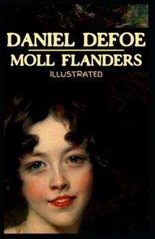 Paperback Moll Flanders Illustrated Book