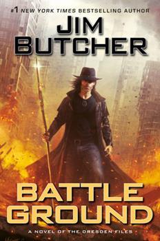 Hardcover Battle Ground Book