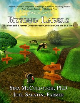Beyond Labels: A Doctor and a Farmer Conquer Food Confusion One Bite at a Time 1733686606 Book Cover