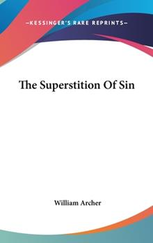 Hardcover The Superstition of Sin Book