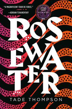 Paperback Rosewater Book
