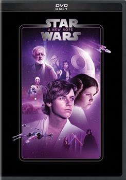 DVD Star Wars Book