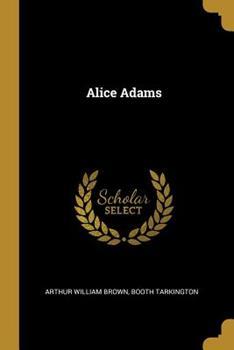 Alice Adams 1010104314 Book Cover