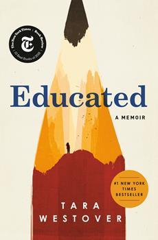 Hardcover Educated : A Memoir Book