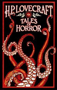 Leather Bound H. P. Lovecraft Tales of Horror Book
