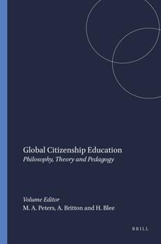 Paperback Global Citizenship Education (Contexts of Education) Book