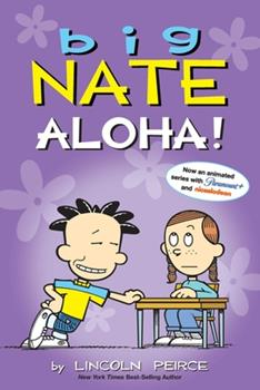 Paperback Big Nate: Aloha! Book