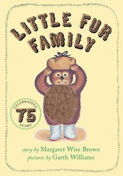 Little Fur Family 0060759607 Book Cover