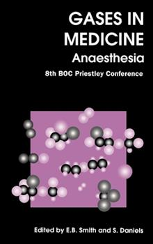 Hardcover Gases in Medicine : Anaesthesia Book