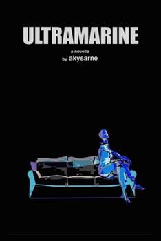 Paperback Ultramarine Book