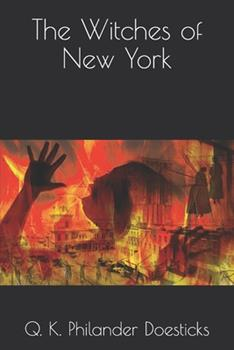 Paperback The Witches of New York Book