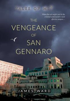 Hardcover The Vengeance of San Gennaro Book