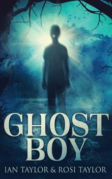 Hardcover Ghost Boy [Large Print] Book