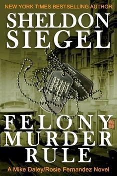 Felony Murder Rule 0991391292 Book Cover