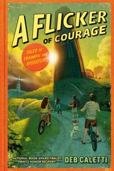 A Flicker of Courage 1984813056 Book Cover