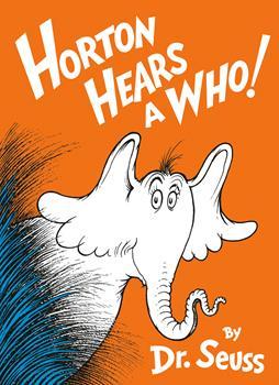 Horton Hears a Who! 0394800788 Book Cover