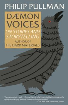 Paperback Daemon Voices: On Stories and Storytelling Book