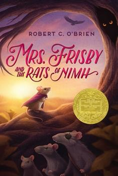 Mrs. Frisby and the Rats of NIMH - Book #1 of the Rats of NIMH