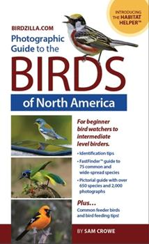 Paperback Photographic Guide to the Birds of North America: Bird Identification Made Easy and Fun! Book