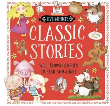 Five-Minute Classic Stories - Book  of the 5-Minute Stories