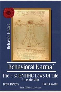 Paperback Behavioral Karma: 5 Scientific Laws of Life & Leadership Book