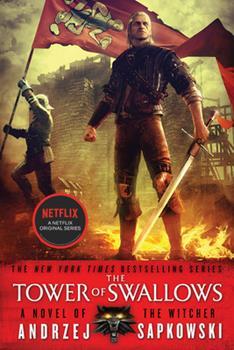 Wieża jaskółki - Book  of the Witcher Publication Order
