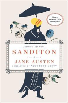 Paperback Sanditon: Austen's Last Novel Book