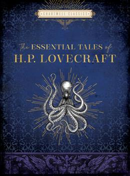 Hardcover The Essential Tales of H. P. Lovecraft Book