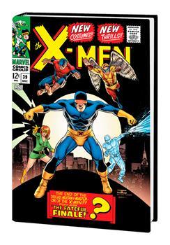 The X-Men Omnibus Vol. 2 - Book #53 of the Avengers 1963-1996 #278-285, Annual