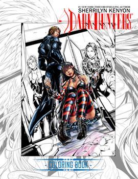 Dark-Hunter Ultimate Coloring Book - Book  of the Dark-Hunters YA