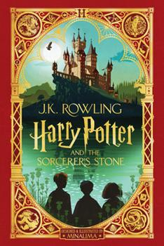 Harry Potter and the Philosopher's Stone 0590353403 Book Cover