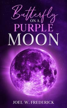 Paperback Butterfly on a purple moon: Inspirational love poems for the soul Book