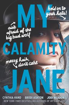 Hardcover My Calamity Jane Book