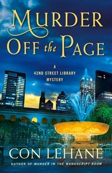 Murder Off the Page - Book #3 of the 42nd Street Library Mystery