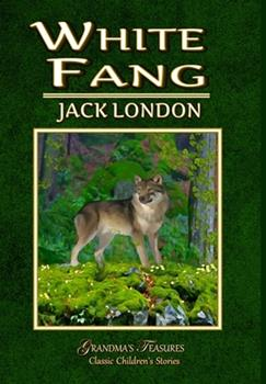 Hardcover White Fang Book